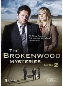 布罗肯伍德疑案断林镇迷案第四季
