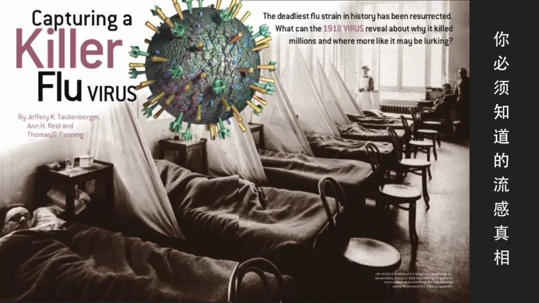 流感、禽流感、感冒、SARS分别是什么