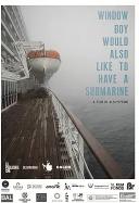 擦窗男孩也想要一艘潜水艇