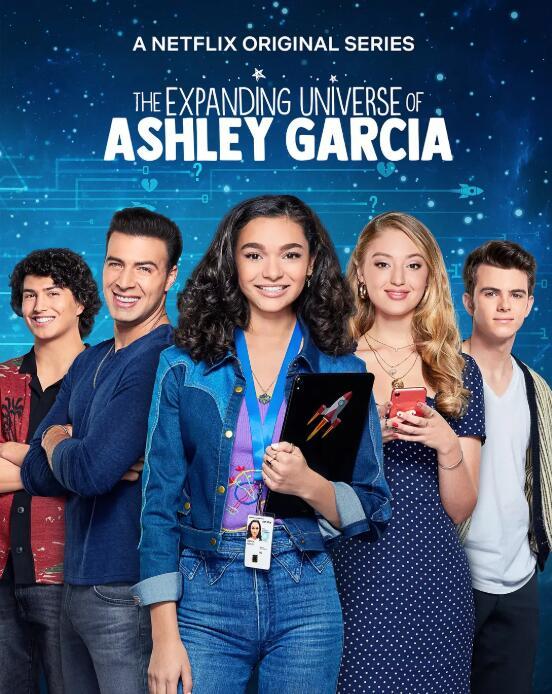 阿什丽・加西亚:恋爱天才第二季