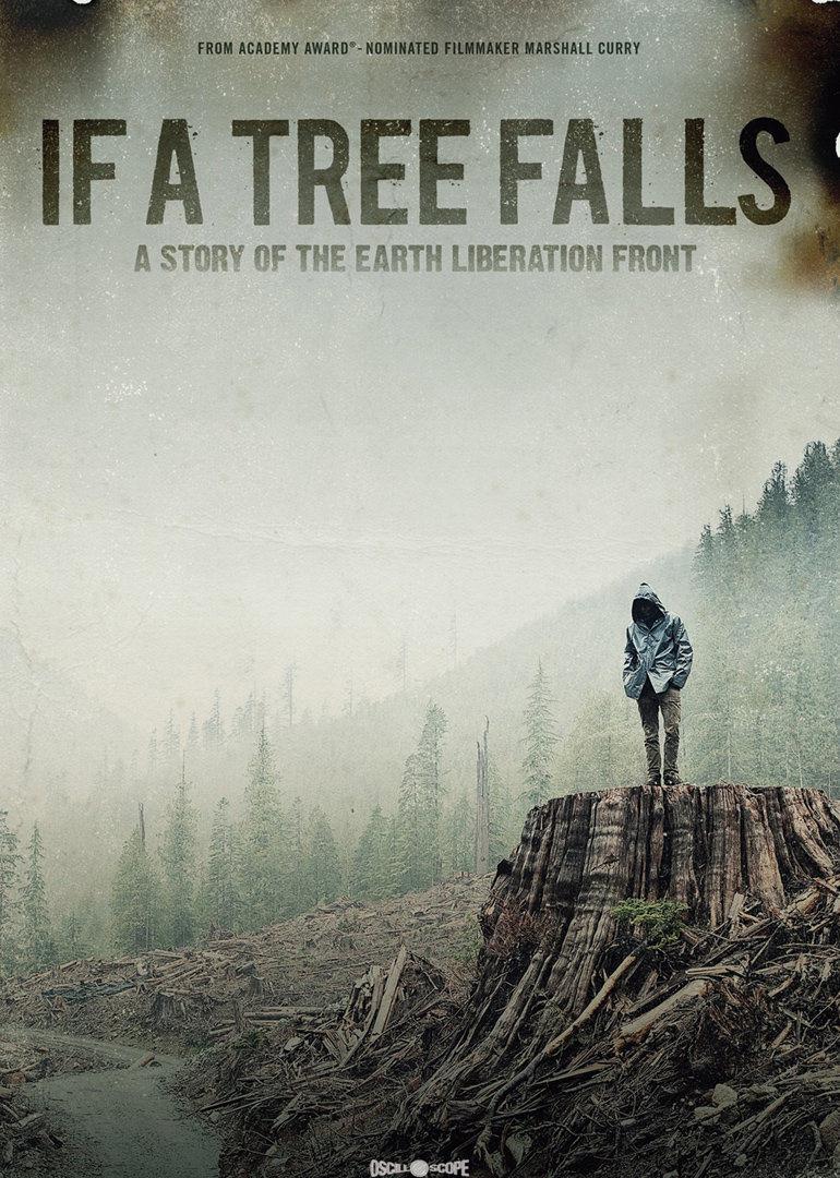 如果树倒下:一个地球解放阵线的故事