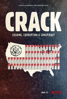 快克年代:可卡因、贪腐与阴谋