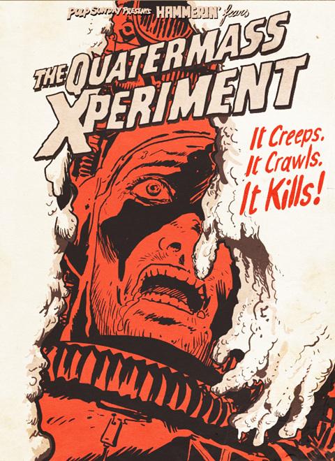 夸特马斯实验