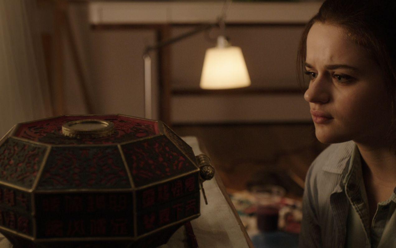 《许愿》意外获得一个许愿盒子,女孩开始爱慕虚荣,迷失自己