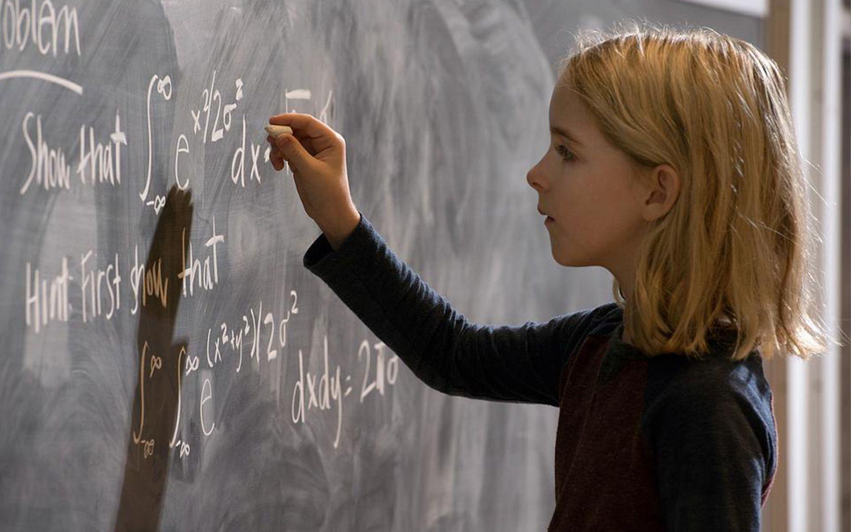 如果你的女儿是个天才,你会怎样教育她?《天才少女》
